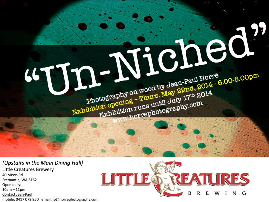 Little Creatures Exhibition